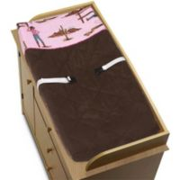 Sweet Jojo Designs Cowgirl Changing Pad Cover