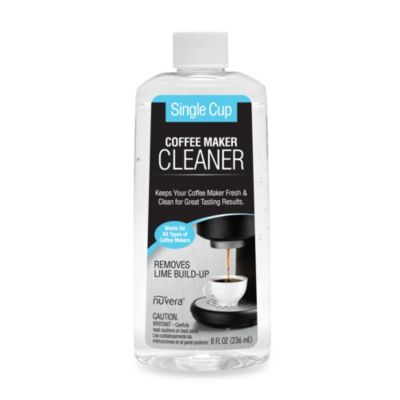 Single Coffee Maker Bed Bath And Beyond : Single Cup Coffee Maker 8-Ounce Cleaner/Descaler - Bed Bath & Beyond