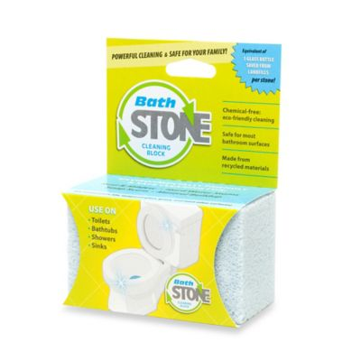 Bath Stone Cleaning Block Bed Bath And Beyond