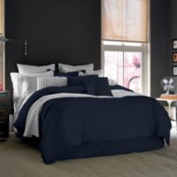 Kenneth Cole Reaction Home Mineral Twin Duvet Cover in Indigo