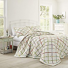 Laura Ashley Ruffle Garden Quilt Bed Bath Beyond