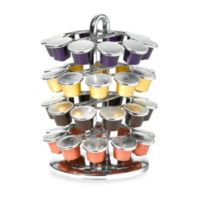 Nifty™ Nespresso® Capsule Carousel in Chrome