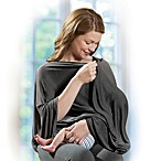 Born Free® Nursing Shawl in Black