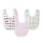 aden® by aden + anais® 3-Pack Bib Set in Walk in the Park
