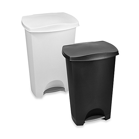 42-Liter Step Trash Can