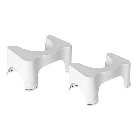 Squatty Potty 174 Ecco Toilet Stool Bed Bath Amp Beyond