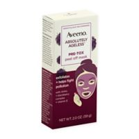 Aveeno® Absolutely Ageless® 2 oz. Pre-Tox Peel Off Face Mask