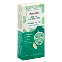 Aveeno® Clear Complexion 2 oz. Purely Matte Peel Off Mask