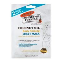 Palmer's® Coconut Oil Formula™ 2-Count Body Firming Sheet Mask with Vitamin E