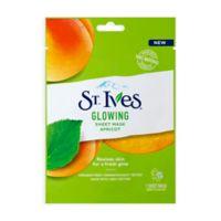 St. Ives® Glowing Apricot Sheet Mask