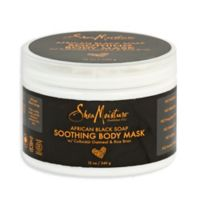Shea Moisture® 12 oz. African Black Soap Soothing Body Mask