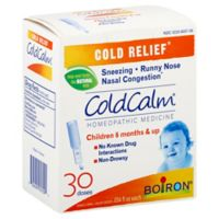 Boiron® ColdCalm® 30-Count Baby Homeopathic Cold Relief Liquid Doses