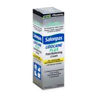 Salonpas® 3 fl. oz. Lidocaine Plus Maximum Strength Cream