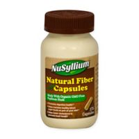 Nusyllium™ 175-Count Natural Fiber Vegan Capsules