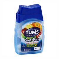 TUMS® Smoothies 12-Count Assorted Fruit