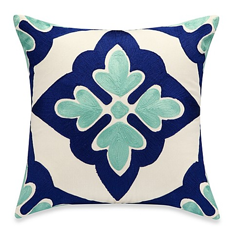 Anthology™ Jolie 16-Inch Square Throw Pillow