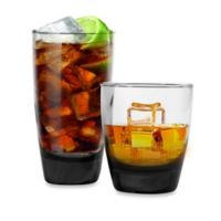 Libbey® Classic Smoke 16-Piece Beverage Set