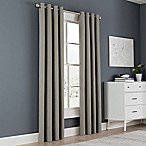 Newport 84-Inch Grommet Window Curtain Panel in Slate