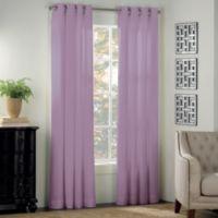 Newport 84-Inch Grommet Window Panel in Lilac