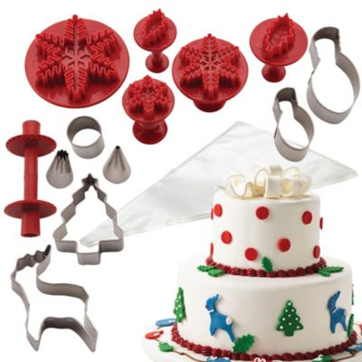 Cake Decorating Kit Bed Bath Beyond : Cake Boss Winter Cake Kit - Bed Bath & Beyond