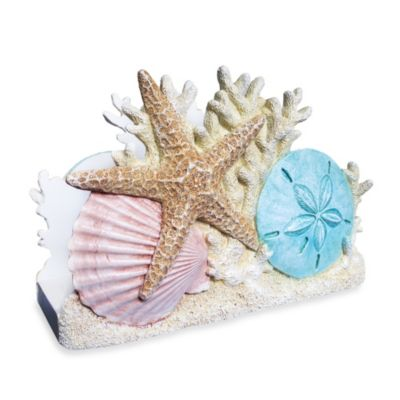 Buy Beach Theme Paper Towel Holder From Bed Bath Amp Beyond