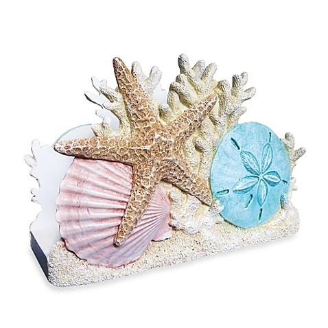 Beach theme napkin holder bed bath beyond - Coastal napkin holder ...