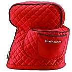 KitchenAid® Fitted Cloth Cover for KitchenAid® Tilt Head Stand Mixers in Empire Red