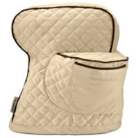 KitchenAid® Fitted Cloth Cover for KitchenAid® Tilt Head Stand Mixers in Khaki