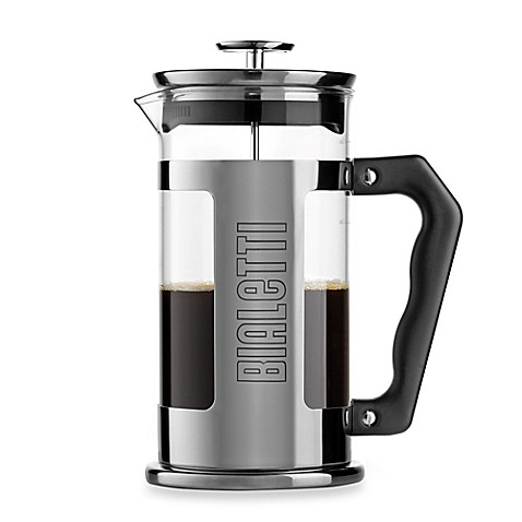 bialetti french press coffee maker bed bath beyond. Black Bedroom Furniture Sets. Home Design Ideas