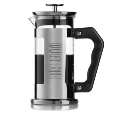 Coffee Makers Sold At Bed Bath And Beyond : Bialetti 350ML French Press Coffee Maker - Bed Bath & Beyond