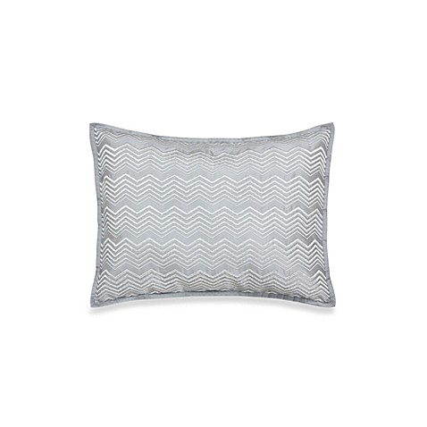 Vienna Mixed Animal Print Decorative Oblong Throw Pillow in Light Grey - Bed Bath & Beyond
