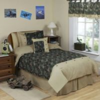 Sweet Jojo Designs Camo 4-Piece Twin Bedding Set