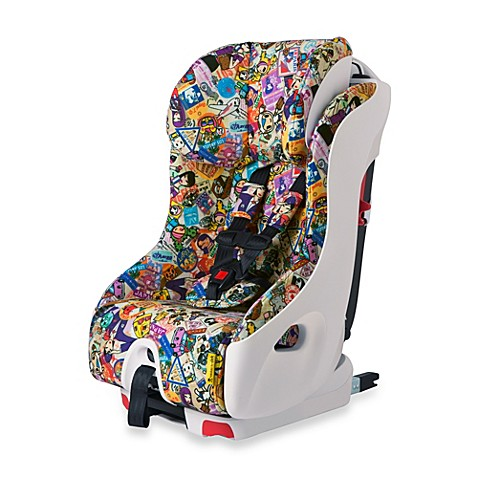 clek foonf convertible car seat in tokidoki travel buybuy baby. Black Bedroom Furniture Sets. Home Design Ideas