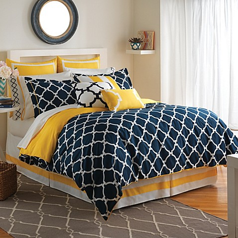 Jill Rosenwald Hampton Links Reversible Comforter Set