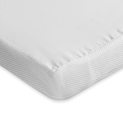 Theic 2 Inch Twin Extra Long Memory Foam Mattress Topper