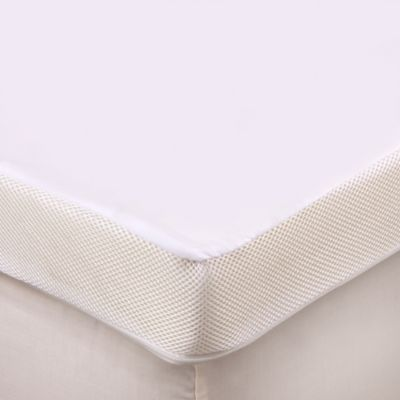 Theic 3 Inch Memory Foam Twin Xl Mattress Topper