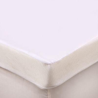 therapedic 3inch memory foam twintwin xl mattress topper - Xl Twin Mattress