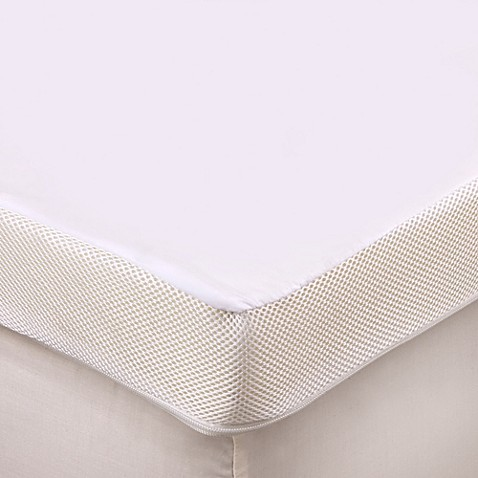 Therapedic 3 Inch Memory Foam Mattress Topper Bed Bath