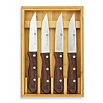 Zwilling® J.A. Henckels 4-Piece Steakhouse Steak Knife Set