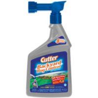 Cutter® Backyard™ 32-Ounce Bug Control Spray Concentrate
