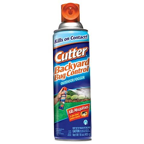 cutter backyard 16 ounce bug control outdoor fogger cutter backyard