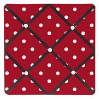 Sweet Jojo Designs Polka Dot Ladybug Memo Board
