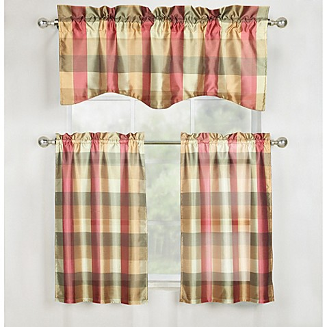 Kitchen Curtains bed bath beyond kitchen curtains : Buy Kitchen Tier Curtains From Bed Bath Beyond | Search Results ...