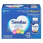 Similac® Advance Ready to Feed 6-Pack 8 oz. Bottles