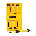 Stanley® 6-Piece Precision Screwdriver Set