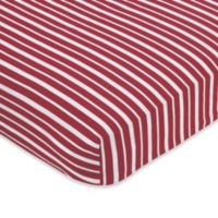 Buy Red And White Striped Sheets Bed Bath Beyond