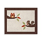 Sweet Jojo Designs Forest Friends 36-Inch x 30-Inch Accent Rug