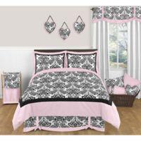 Sweet Jojo Designs Sophia 3-Piece Full/Queen Bedding Set