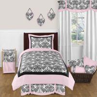 Sweet Jojo Designs Sophia 4-Piece Twin Bedding Set