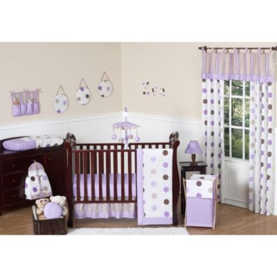 sweet jojo designs mod dots crib bedding collection in u003e sweet jojo designs